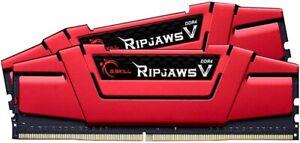 MEMORIA RAM G.SKILL RIPJAWS KIT 16GB 2X8GB DDR4 3600MHz CL16  F4-3600C19D-16GVRB