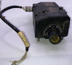Vintage US Navy Gun Camera  (Bell & Howell 1930's)