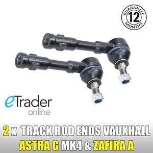 Vauxhall-Astra-G-MK4-y-Zafira-A-izquierda-derecha-exterior-Rotula-Barra-termina-par-de-direccion