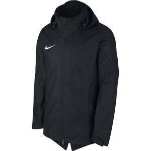 Nike Academy Winter Jacket 18 (BlackWhite)