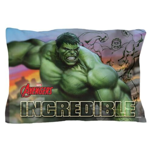CafePress Avengers Incredible Hulk Pillow Case 1476628814