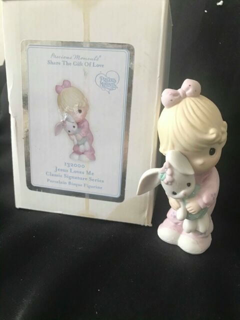 Precious Moments Ornament First Christmas Together 2013 Share Gift of Love