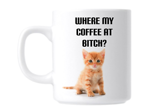 Funny-Offensive-Rude-Animal-Cat-Kitten-Gift-Coffee-Cup-Mug-Present