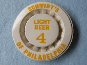 Philadelphia PENNSYLVANIA SCHMIDT/'S SINCE 1860 1 1//2 X 2 1//2 inch Beer PATCH