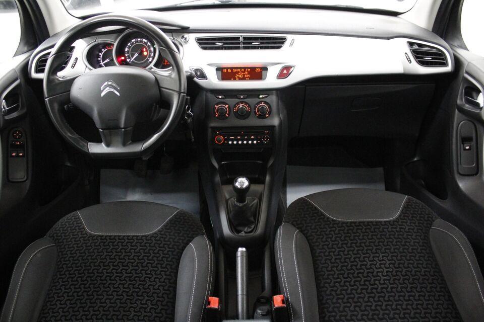 Citroën C3 1,4 HDi Seduction Diesel modelår 2012 km 112000