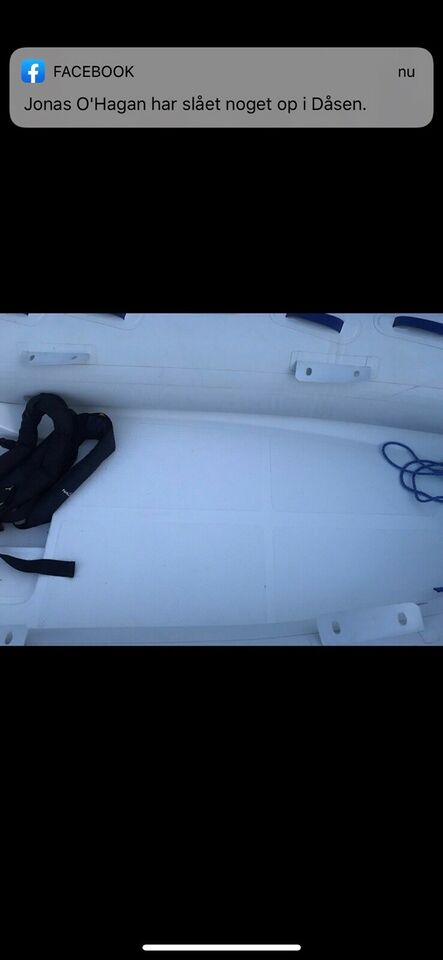 Jolle, Grand s300, 10 fod
