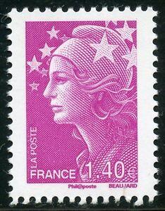 STAMP-TIMBRE-DE-FRANCE-N-4477-MARIANNE-DE-BEAUJARD