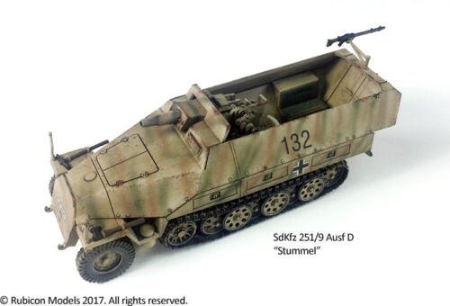 SdKfz EXPANSION 250//8 /& 251//9 1//56 echelle Rubicon 280044 P3