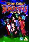 Here Come The Munsters 5030697031785 With Edward Herrmann DVD Region 2