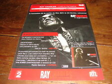 RAY CHARLES A L'OLYMPIA!!!!!!!!!!!RARE FRENCH PRESS/KIT