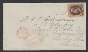 1878-cover-10c-Banknote-Scott-161-S-Orange-NJ-to-sailor-on-USS-Gettysburg
