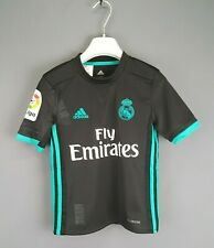 b7b799546 Real Madrid Kids Jersey 9-10 Years 2018 Away Shirt B31092 adidas ...