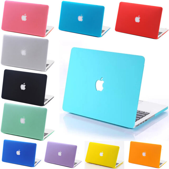 "Rubberized Hard Matte Frosted Case Cover Skin For Apple Macbook AIR 11.6"" 13.3"""