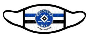 HSV Eishockey Mundschutz Nasenschutz Maske