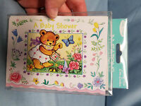 Baby Shower Invites Package Of 25