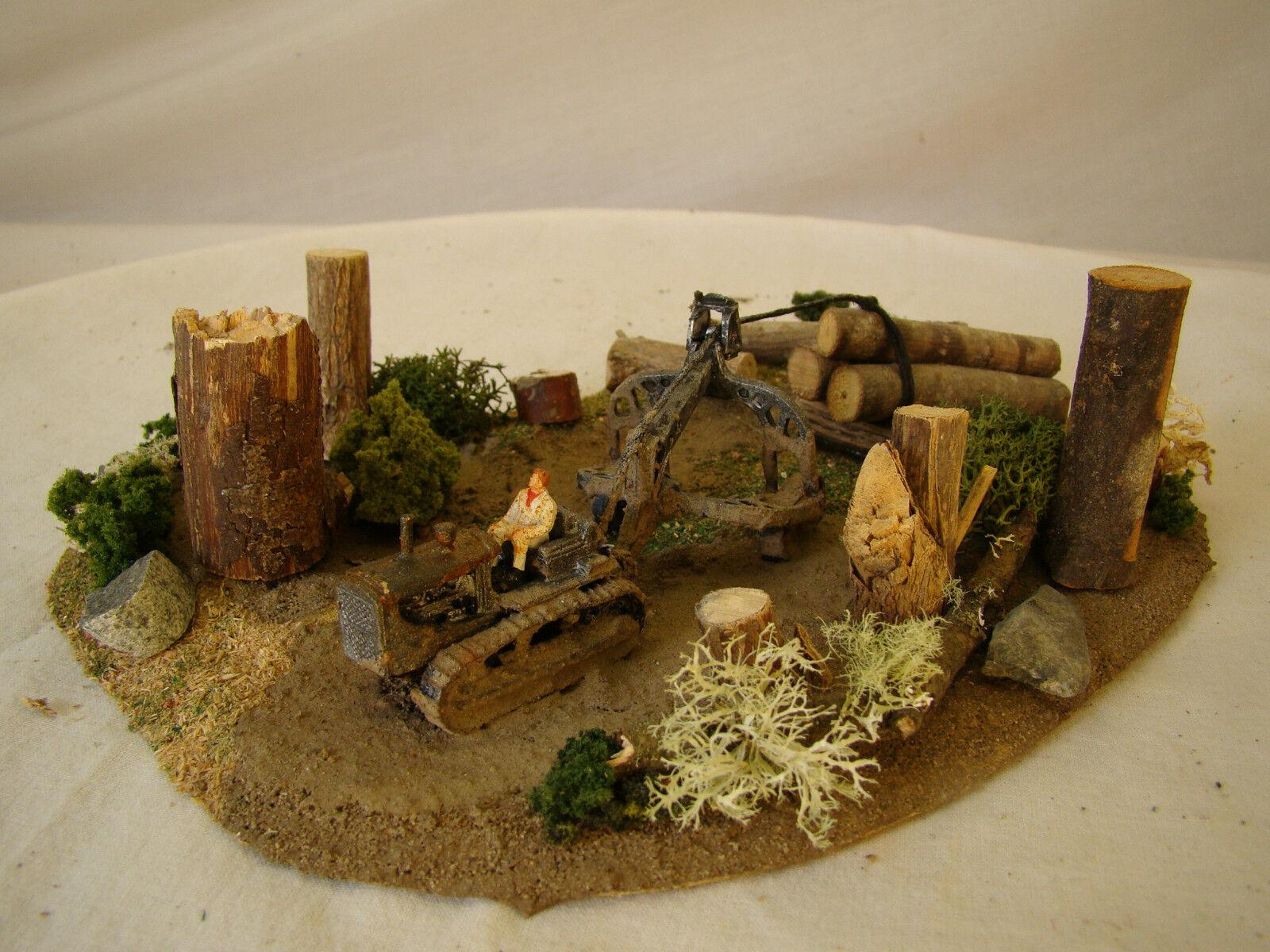 Home Home Home bulldozer taladro - Historical Pictures - personalización del viento - serie 16 978