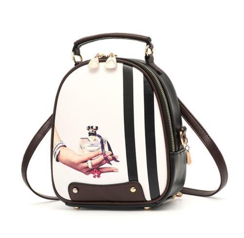Ladies Cross Body backpack  Womens Shoulder Over Bags Detachable Handbags UK