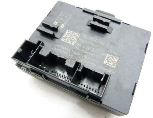Vw Sharan 7n Seat Türsteuergerät arrière REAR DOOR CONTROL modules 7n0959794l