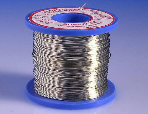 5 Amp fusible de cobre estañado Alambre 35 pulgadas Swg 100g