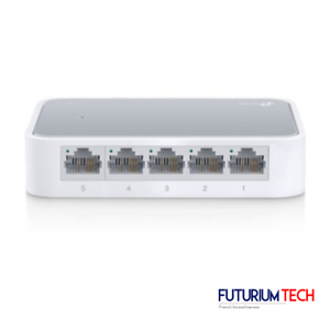 Switch-TP-link-Ethernet-5-Ports-Cable-Ethernet-Hub-Multiprise-10-100-Mbps-FR