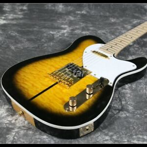 Custom-Shop-Tuff-Dog-TL102-Electric-Guitar-Gold-Hardware-Korean-Parts-Set-In