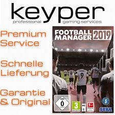 Football Manager 2019 STEAM KEY [Deutsch/Multi18] PC Neu Code