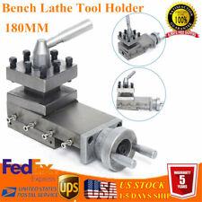 Lathe Tool Holder 709 Swing Bench Lathe Wm180v Metric Tool Slide Compound