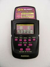 Radica 2nd Chance Poker Electronic Handheld Game 2104CS5BA NEW SEALED
