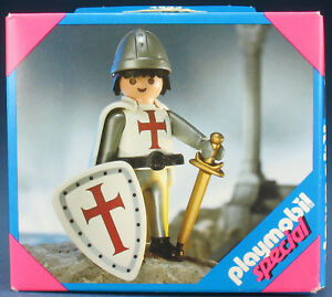 Playmobil-Special-4534-cruzados-Crusader-Knight-Ritter-nuevo-New-misb