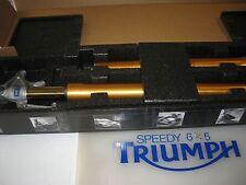 TRIUMPH DAYTONA 675 R STREET TRIPLE OHLINS FRONT FORKS GENUINE 2010 -12 T2041430