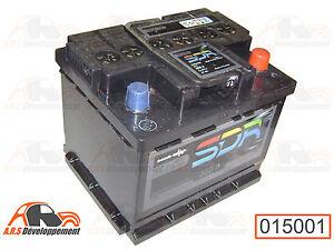 citroen 2cv batterie