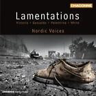 Lamentations von Nordic Voices (2009)