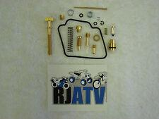 Yamaha Big Bear YFM350F 1998-1999 Carburetor Carb Rebuild Kit Repair
