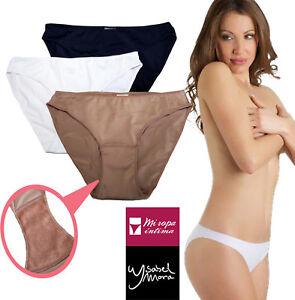 6-Pack-Womens-Soft-Nylon-Low-Rise-Bikini-Underwear-Panties-Microfiber-Assorted