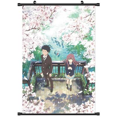 Anime Koe no Katachi A silent voice Ishida ShoyaWall Poster Scroll Cosplay 3171