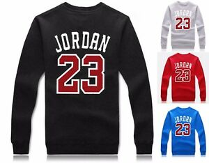 NEW-Michael-Air-Legend-23-Jordan-Mens-Sweatshirt-Sportswear-Fashion-Streetwear