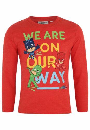 PJ Masks Boys T-Shirt Cotton