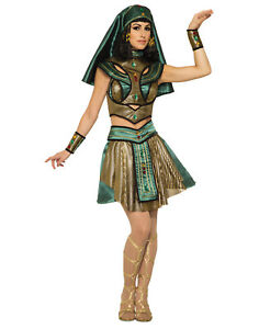 image is loading egyptian priestess womens adult queen cleopatra halloween costume
