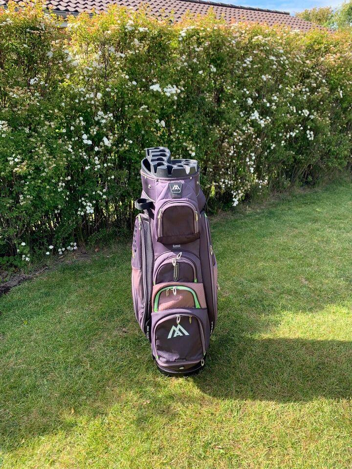 Golfbag, Big Max Silencio 2