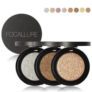 focallure-PROFESSIONALI-METALLICO-OPACO-Palette-Ombretto-Trucco-Shimmer-Glitter
