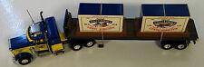 Matchbox Collectibles Peterbilt 359 Long Hauler w/Matchbox freight 1:58 Scale