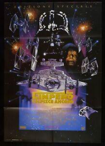 Manifesto-L-039-Empire-Strikes-Anker-Star-Wars-George-Lucas-M287