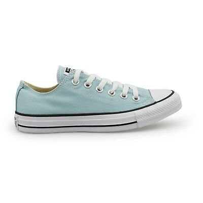 Converse CTAS Chuck Taylor All Star Ox Ocean Blue Canvas Women's Trainers New | eBay