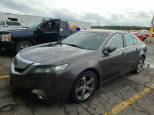2010 Acura TL SH-AWD ~AUTOMATIC, LOADED, FULLY CERTIFIED~