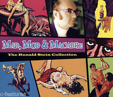 RONALD STEIN Mad Mod & Macabre 5-CD BOXED SET w/11 Scores PERCEPTO New Sealed