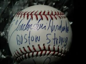 BOSTON-STRONG-PATRIOTS-DAY-OFFICIAL-OMLB-BASEBALL-CAST-SIGNED-BY-9-WAHLBERG-RARE