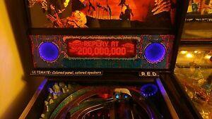 Bram-Stokers-Dracula-BSD-Lighted-Pinball-LED-Speaker-Panel-ULTIMATE