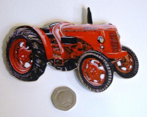 tractor fridge magnet david brown fordson major
