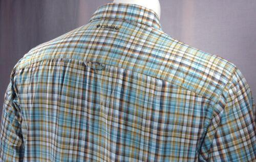 Laurel NEW Columbia Silver Ridge™ Plaid Men/'s Big /& Tall Longsleeve Shirt