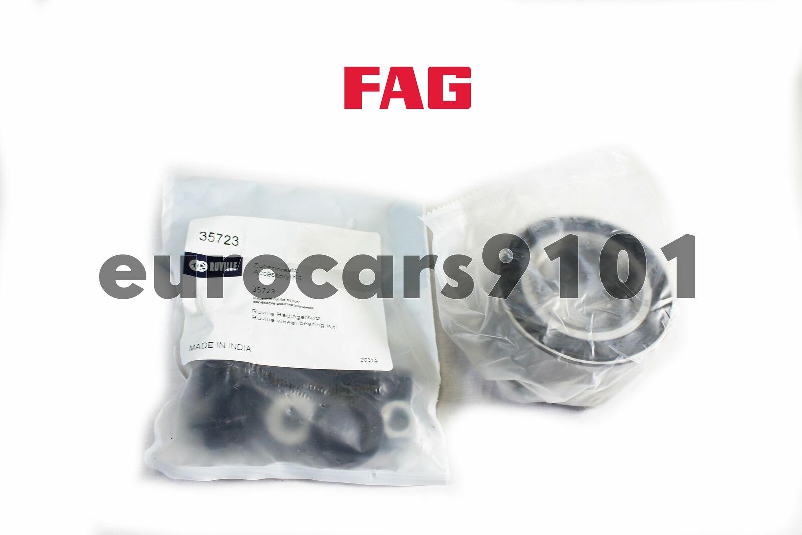 Radlagersatz FAG 713 6102 20